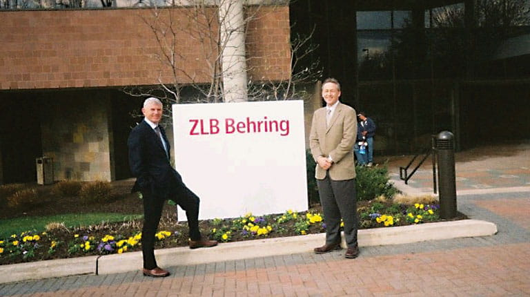 ZLB Behring - 2004