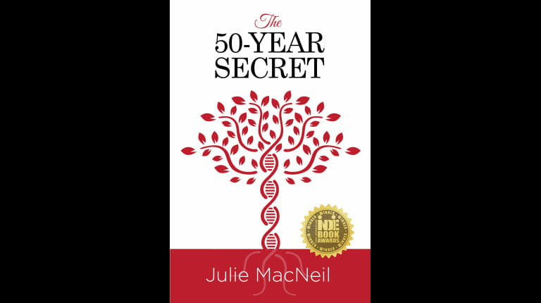 50 Year Secret book cover
