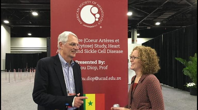 CSL Behring's Dr. Jerry Powell at the ASH Conference