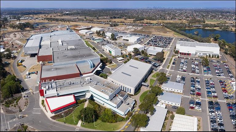 CSL Behring Broadmeadows manufacturing site