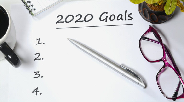 Elizabeth Walker career to-do list for 2020