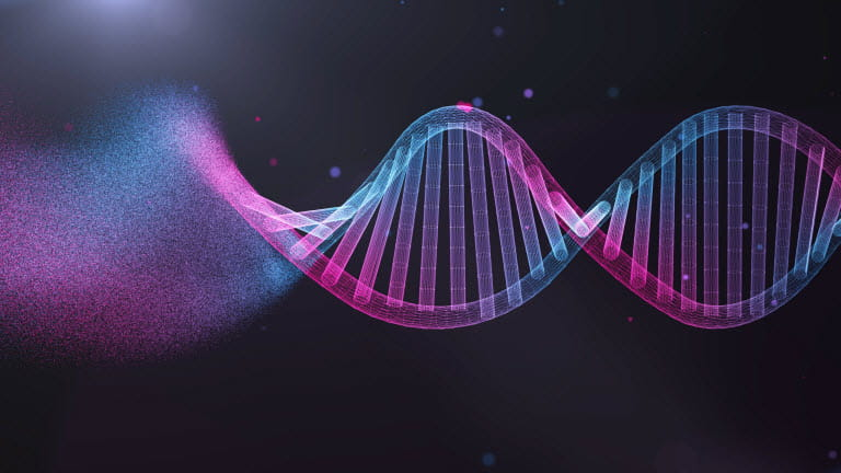 DNA becomes data in genetic research