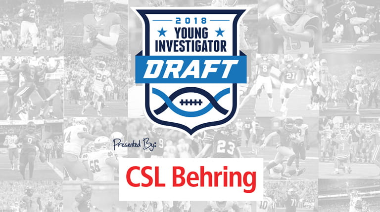 Young Investigator Draft presented by CSL Behring