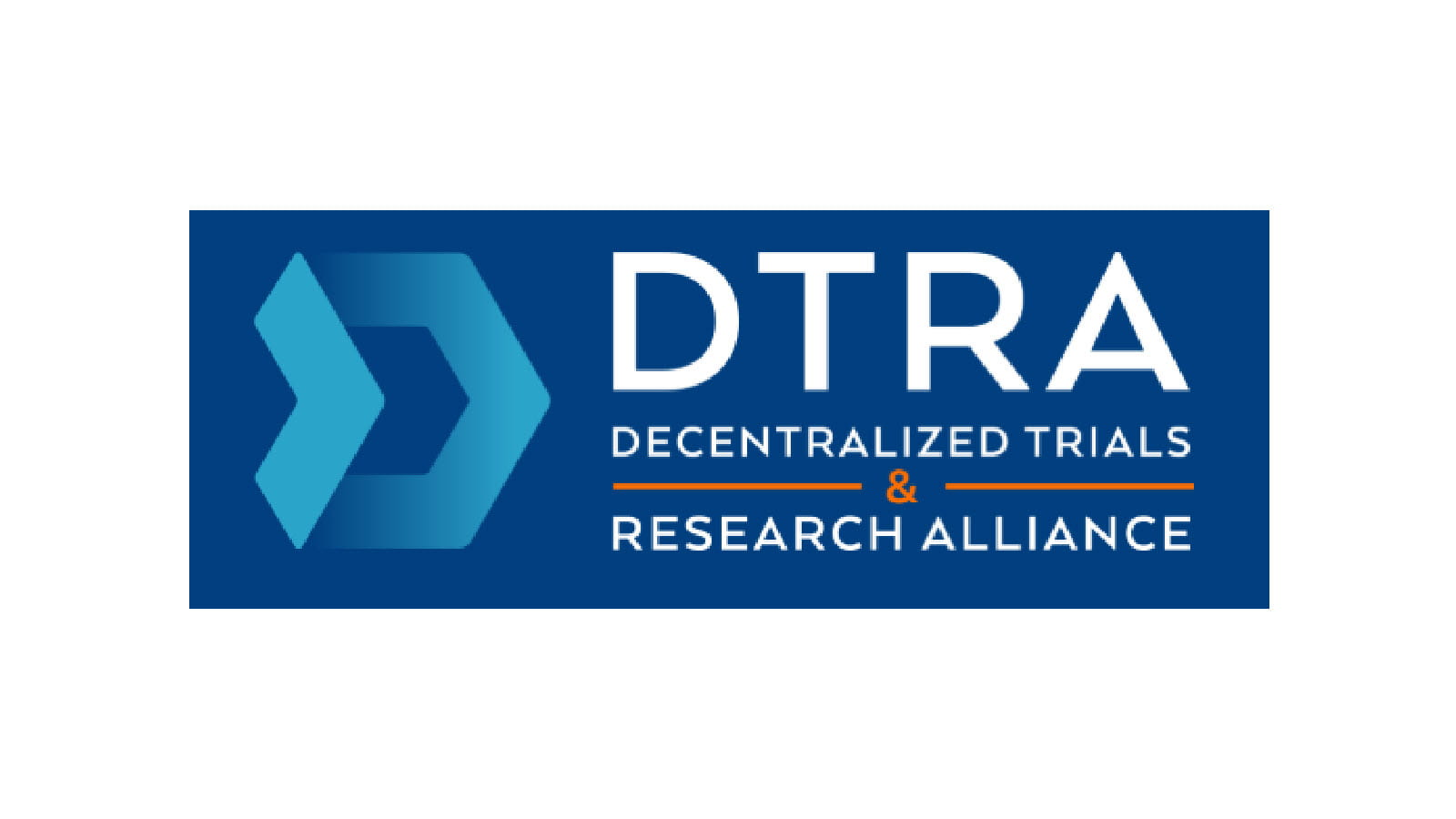 Blue Decentralized Trials Research Alliance logo