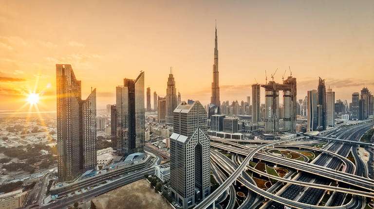Dubai, where biotechnology leader CSL Behring recently opened an office