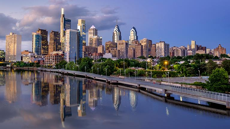 Philadelphia - site of BIO 2019