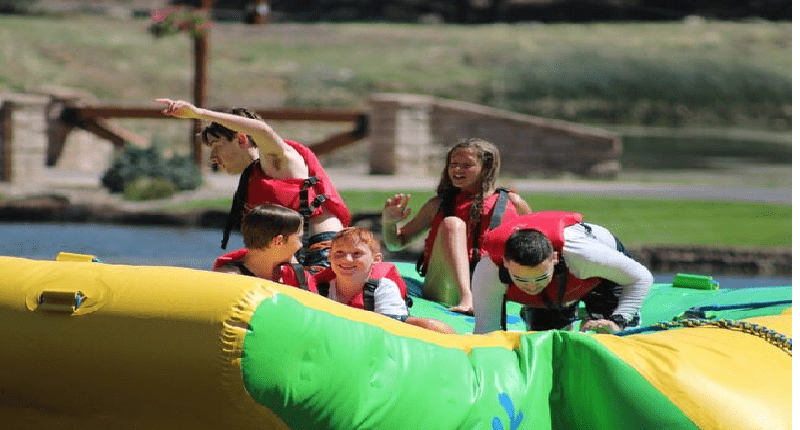 Kids with bleeding disorders celebrate summer at camps designed for fun and learning