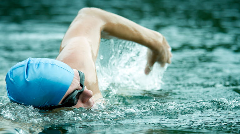 Hemophilia and sports - swimming