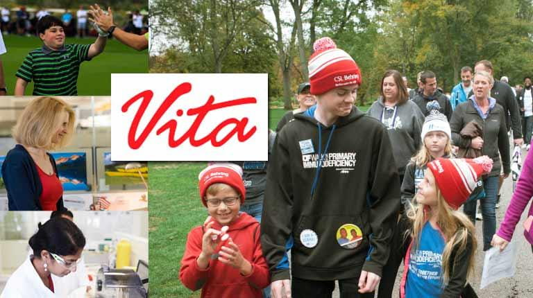 Vita Logo and Image