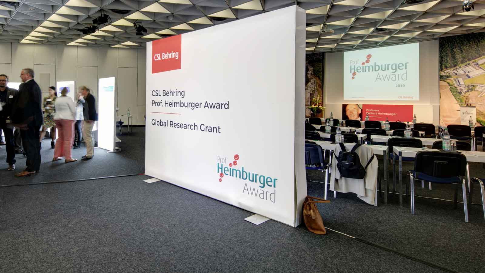 CSL Behring Heimburger Awards
