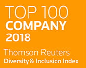 Thompson Reuters Diversity and Inclusion logo
